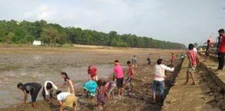 anuppur-mp-Narmada-origin-Pushkar-lake-sanitation-Muslim-families-Narmada
