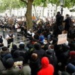 protest in uk