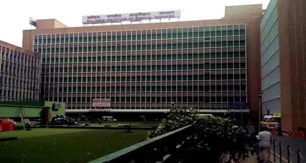 AIIMS-BUILDING-DELHI
