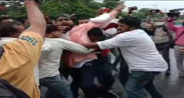 BJP worker