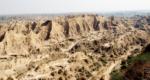 Chambal's rugged land