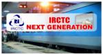 IRCTC next generation