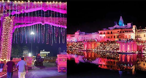 ayodhya decoration