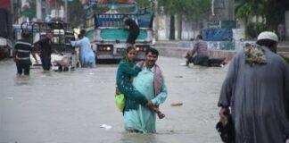rains pakistan