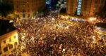 Thousands protest against Netanyahu in Israel