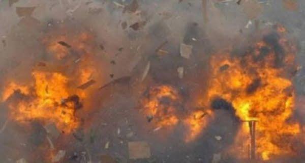 Serial blasts in Afghanistan