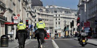 lockdown in UK