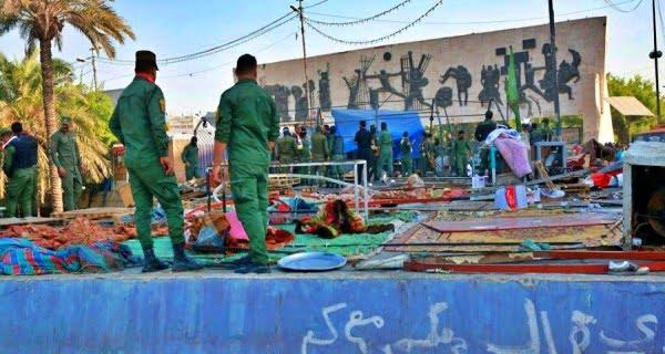 Iraq evacuates Tahrir Square