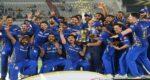 Mumbai Indians 5th time IPL champion