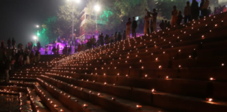 Varanasi dev diwali