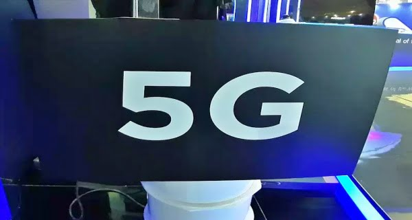 5G trail in India