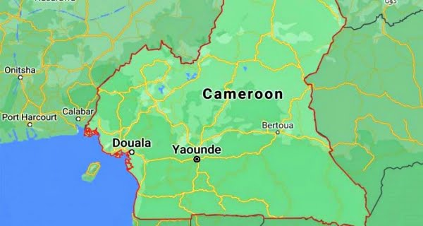 Bus crash in Cameroon