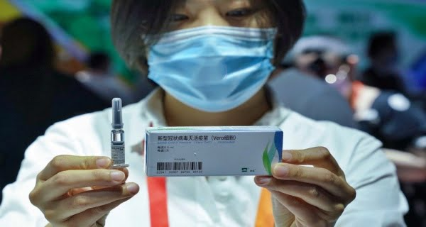 China has started vaccination