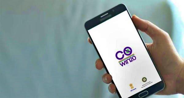 Co-WIN app