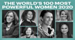 Forbes '100 Powerful Woman 2020