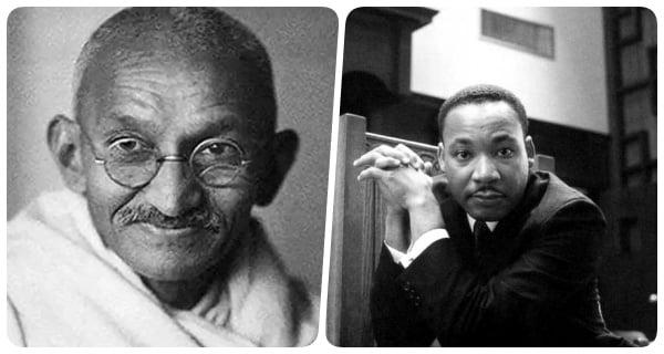Gandhi-king