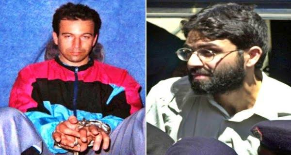 US Journalist Daniel Pearl's murderers