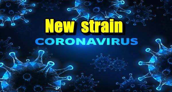 new corona strain