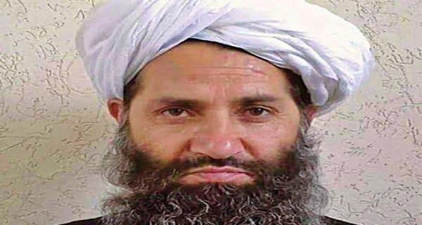 Taliban chief Mullah Haibatullah