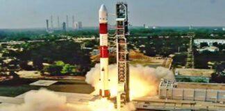 ISRO_PSLVC51_Launch