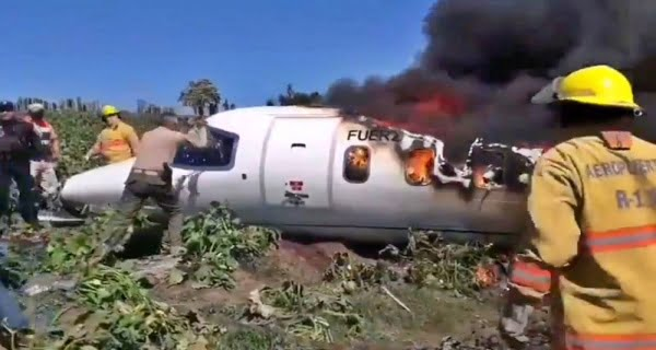 Mexico-Plane-Crash