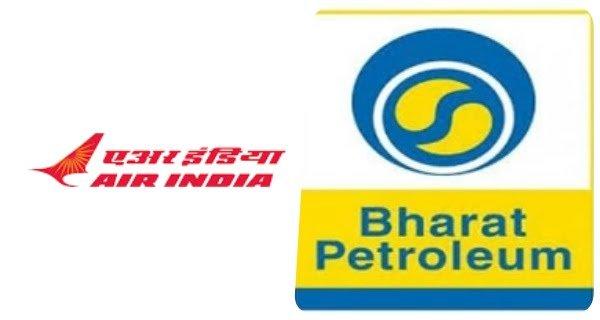 air india-BPCL