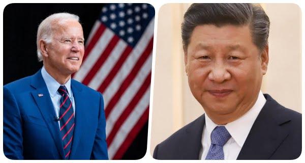President Joe Biden on china
