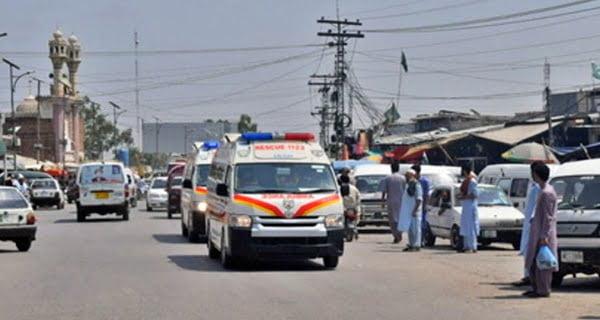 pakistan car attack