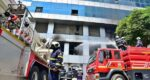 Fire incident in Kanpur cardiology hospital