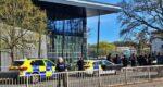2 injured in firing in UK college