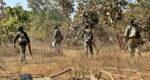 21 jawans missing after encountering Naxalites