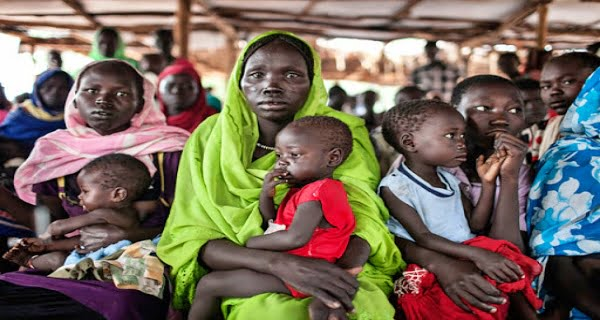Congo starvation