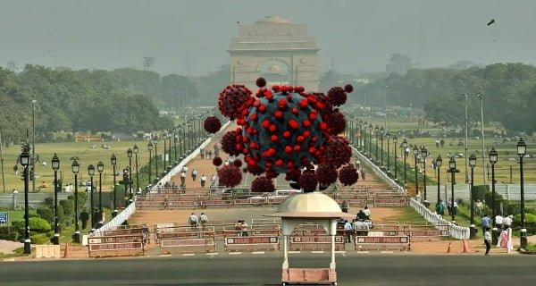 Delhi-corona