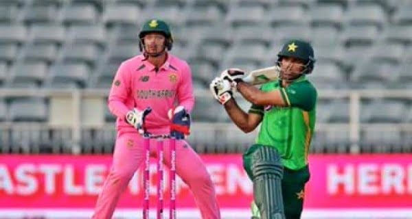 Fakhar Zaman played the biggest innings