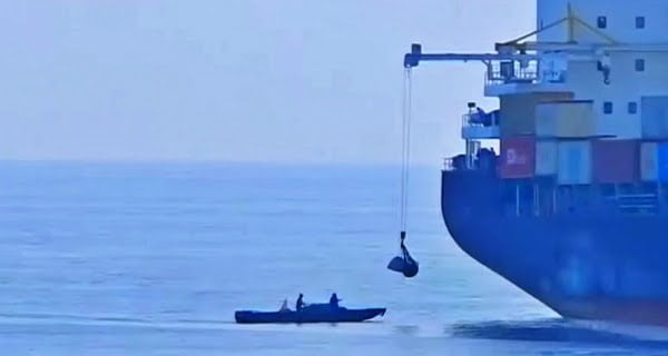 Iranian cargo ship attacked in Red Sea