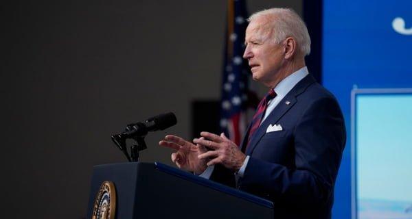 Joe Biden ordered action for gun control