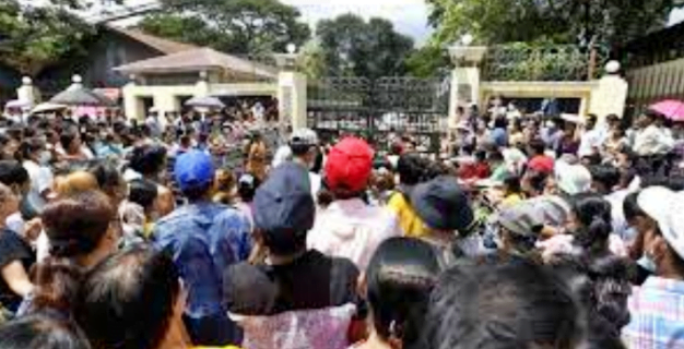Myanmar military government releases 23000 prisoners