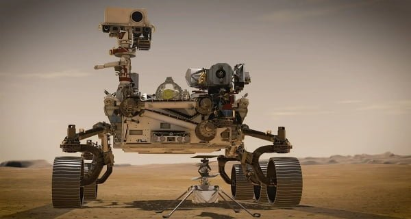 NASA's new feat of Perversance Rover