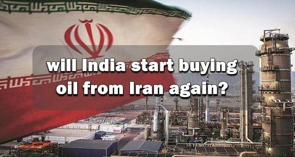 oil from Iran