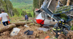Cable Car Crash in Italy Kills at least 13