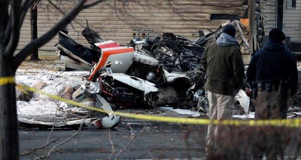 Deadly plane crash in Utah America