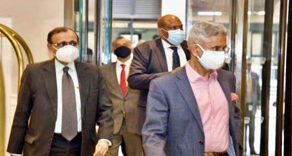 Foreign Minister Jaishankar arrives in New York