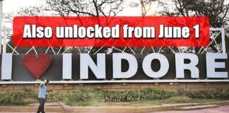 Indore-unlock