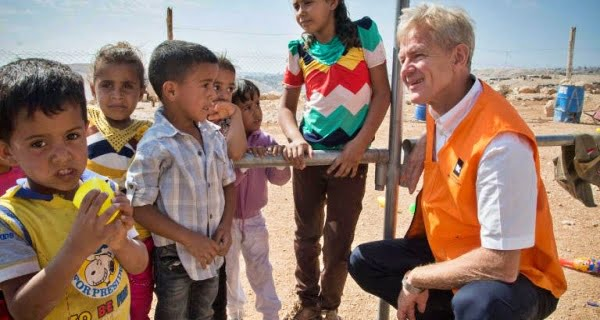 NRC's Secretary General Jan Egeland