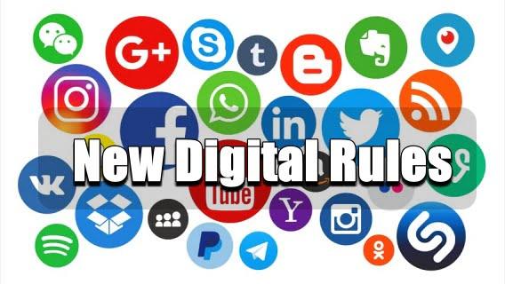 New Digital Rules