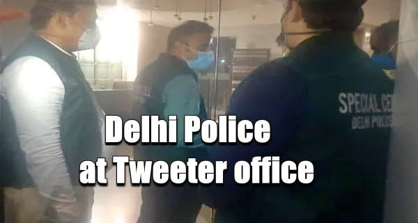 Twitter India Offices in Delhi