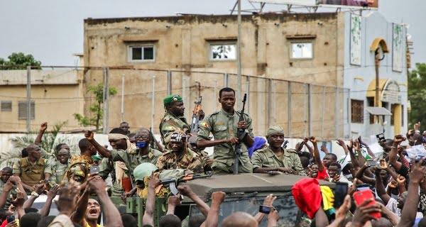 Worsening situation in Mali