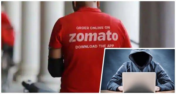 Zomato-hacked
