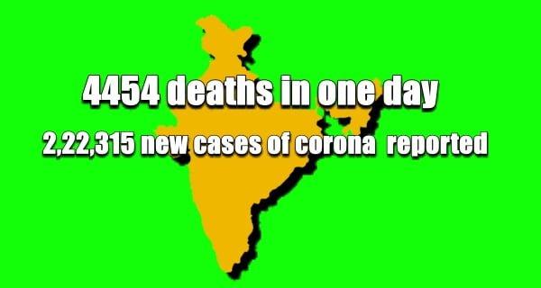 corona deaths 24 May