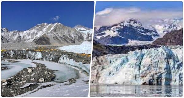 glacier slammed